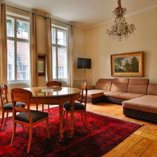 Coco Apartment ROMEO für bis zu 4 Personen - Lübeck