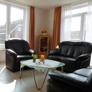 Haus Domäne Seeburg - Wohnung 1 - Carolinensiel