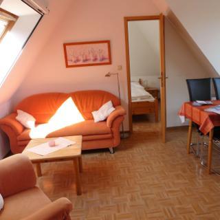 Haus Domäne Seeburg- Wohnung 6 Uferstr.3, Carolinensiel - Carolinensiel
