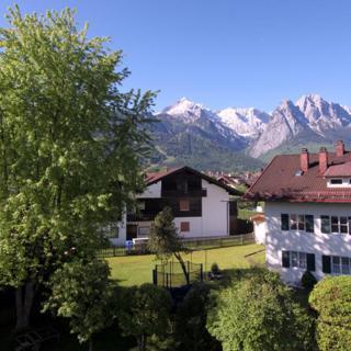 Alpenpanorama A8 - Garmisch-Partenkirchen