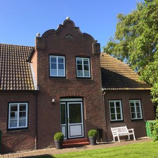 Gartenwohnung im Ferienhaus auf dem Ferien-und Bauernhof Nielson in Inselmitte - Bisdorf