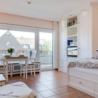 Ferienwohnen am Meer im Haus Nordland Wenningstedt Sylt WHG 15  - Wenningstedt