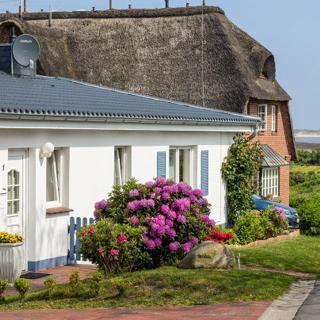 Haus Wattwiese, Wohnung Morgensonne - Norddorf