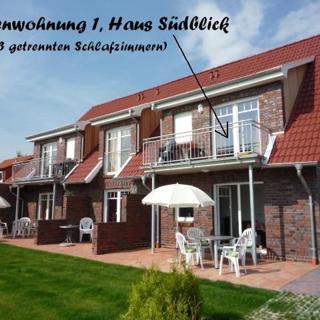 Haus Südblick - Wohnung 1 - Werdum