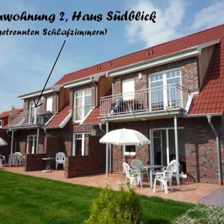 Haus Südblick, Wohnung 2 - Werdum