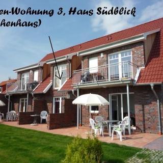 Haus Südblick, Wohnung 3 - Werdum
