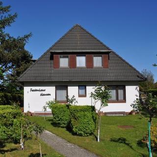 """Ferienwohnung """"Wattläufer"""" im Haus Hansen - Nebel"""