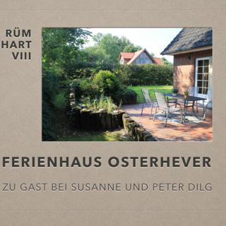 Rüm Hart 8 - Luxushaus in Osterhever - Osterhever
