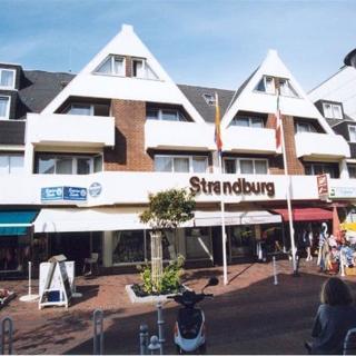 Haus Strandburg - Typ 3 - Westerland