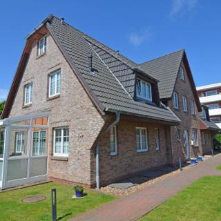 Haus Atlantis Wohnung 2 - Seestern  - Westerland
