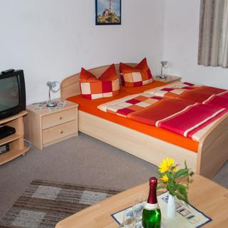 Doppelzimmer für 2 Personen auf Rügen Z6 - Groß Banzelvitz
