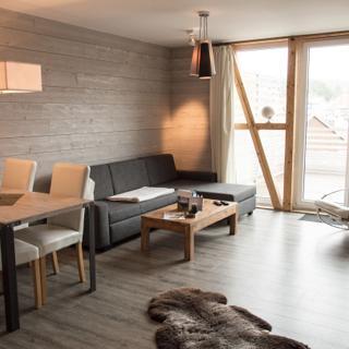 Stadt Chalet - Appartement für 4-5 Personen - Braunlage