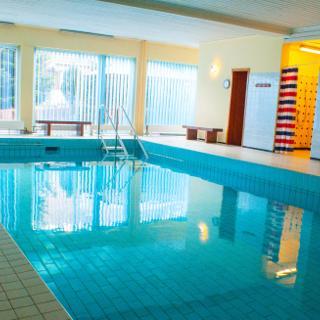 Ferienwohnung Theresia 6 mit Pool - Bad Sachsa