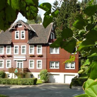 Harzhaus am Brunnen  Ferienwohnung 1 - Altenau