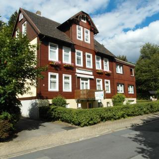 Harzhaus am Brunnen, Wohnung 2 - Altenau