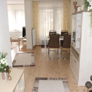 Ferienwohnung Richter 2 Bummelallee-Zentrum Bad Harzburg - Bad Harzburg