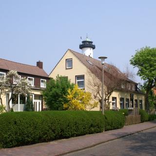 Gästehaus Nordsee - Wohnung 3 - Wangerooge