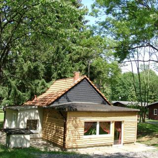 Hexenhaus am Waldesrand in Wernigerode - Wernigerode
