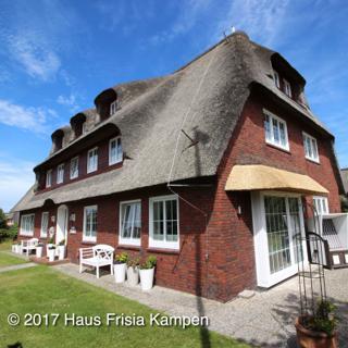 Haus Frisia Kampen - FeWo 8 - Meerblick - Kampen