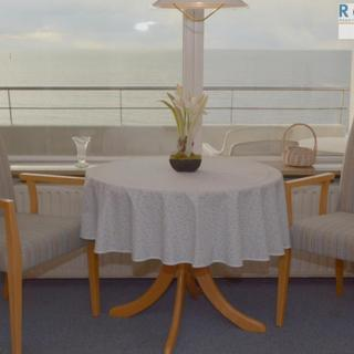Haus am Meer, Balkon mit tollem Seeblick, 6.Etage - Westerland