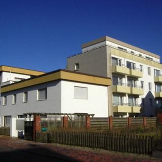 """FEWO """"03-Abendsonne"""" im Haus Dünenschlösschen - Wangerooge"""