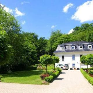 Weißes Haus am Kurpark, Fewo Gartenblick - Quedlinburg
