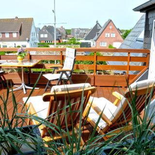 Haus-Flugente / PS-Bude - Westerland