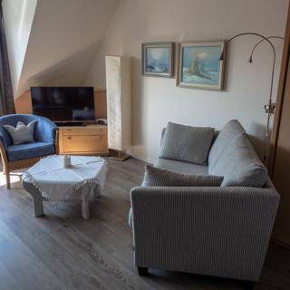 Haus Schreiber - Wohnung 2 - Westerland