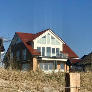 Strandhaus Haffkrug-Appartement Sagasbank - Haffkrug