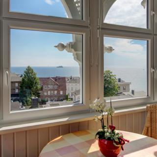 Villa Fernsicht - Ferienwohnung 5 - Sassnitz