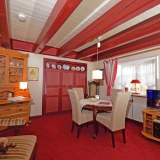 Teegelii-Hof Rote Wohnung - Tinnum