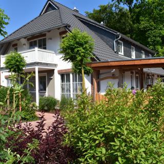 Ferienhaus SommerRomanze,  Wohnung Strandgut - Baabe