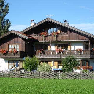 Ferienwohnung Alpina 2 - Wallgau