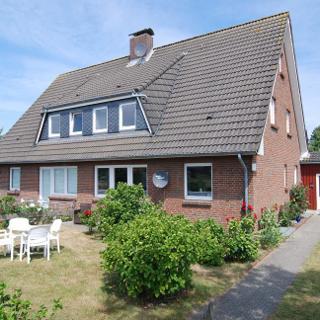Haus Louisa (ehemals Haus Elisabeth), Erdgeschoss - Norddorf