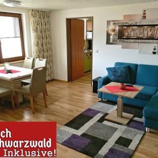 C1 Ferienwohnung f. bis zu 5 Pers. Haus Albmatte, Schwarzwald - St. Blasien