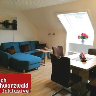 C4 Ferienwohnung 2-Raum-Apartment für bis zu 4 Personen - St. Blasien