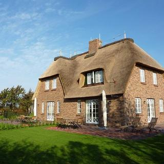 Reetdachhof Haus Sofie - 304811 - Utersum