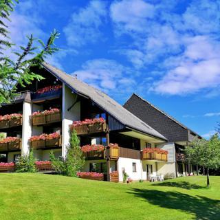 Apartment A4 für bis zu 5 Personen - St. Blasien