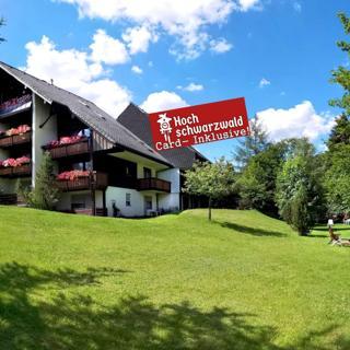 B2 Ferienwohnung f. 2 Personen Haus Albmatte Schwarzwald - St. Blasien