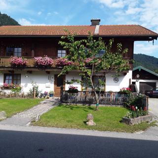 Ferienwohnung Wieser Wohnung 1 - Ruhpolding