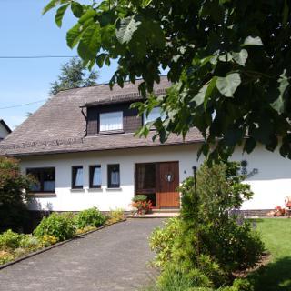 Ferienwohnung Ingrid Alfes Whng.2 - Lennestadt