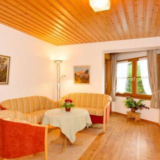 Haus auf der Flachsröste - Wohnung Nr. 2 - Oberstdorf