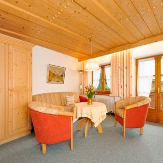 Haus auf der Flachsröste - Wohnung Nr. 5 - Oberstdorf