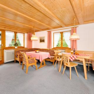 Haus auf der Flachsröste - Wohnung Nr. 8 - Oberstdorf