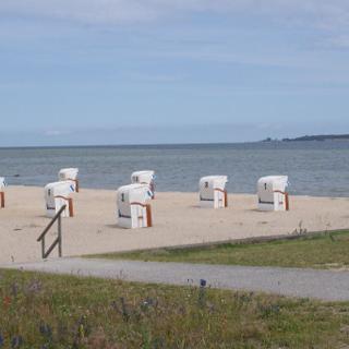 Ferienwohnung Seemöwe an der Ostsee - 180 - Hohen Wieschendorf