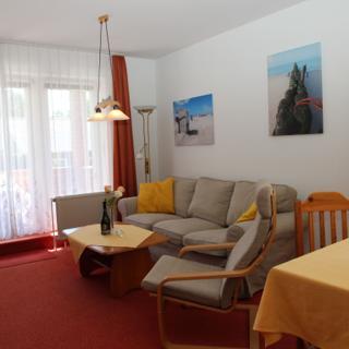 Achtern Strand Wohnung 3 - Wittdün