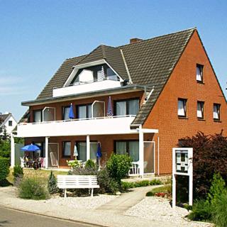 Ferienhaus Malepartus- Ferienwohnung Nr. 3 - Büsum