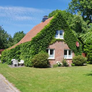 Gästehaus Zur alten Post - Landhaus EG - Dornum