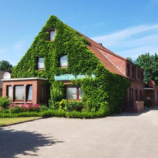 Gästehaus Zur alten Post Wohnung Ost - Dornum