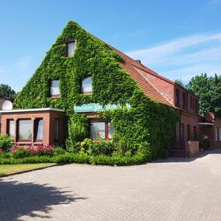 Gästehaus Zur alten Post - Wohnung Nord - Dornum